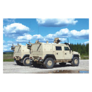 Kirintec Vehicle Jammer