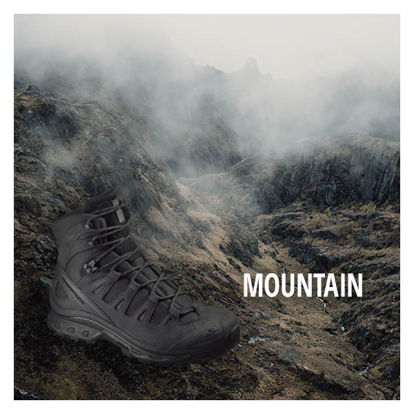 Salomon Forces Mountain