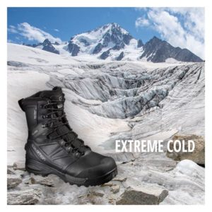Salomon Forces Extreme Cold