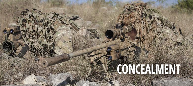 Concealment